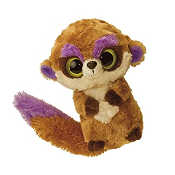YooHoo & Friends - Peluche Meerkat, 13 cm, color marrón (Aurora World 12477