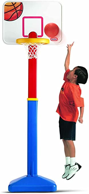 Amazon.com: Little Tikes – Ajustar N Jam Juego de baloncesto ...