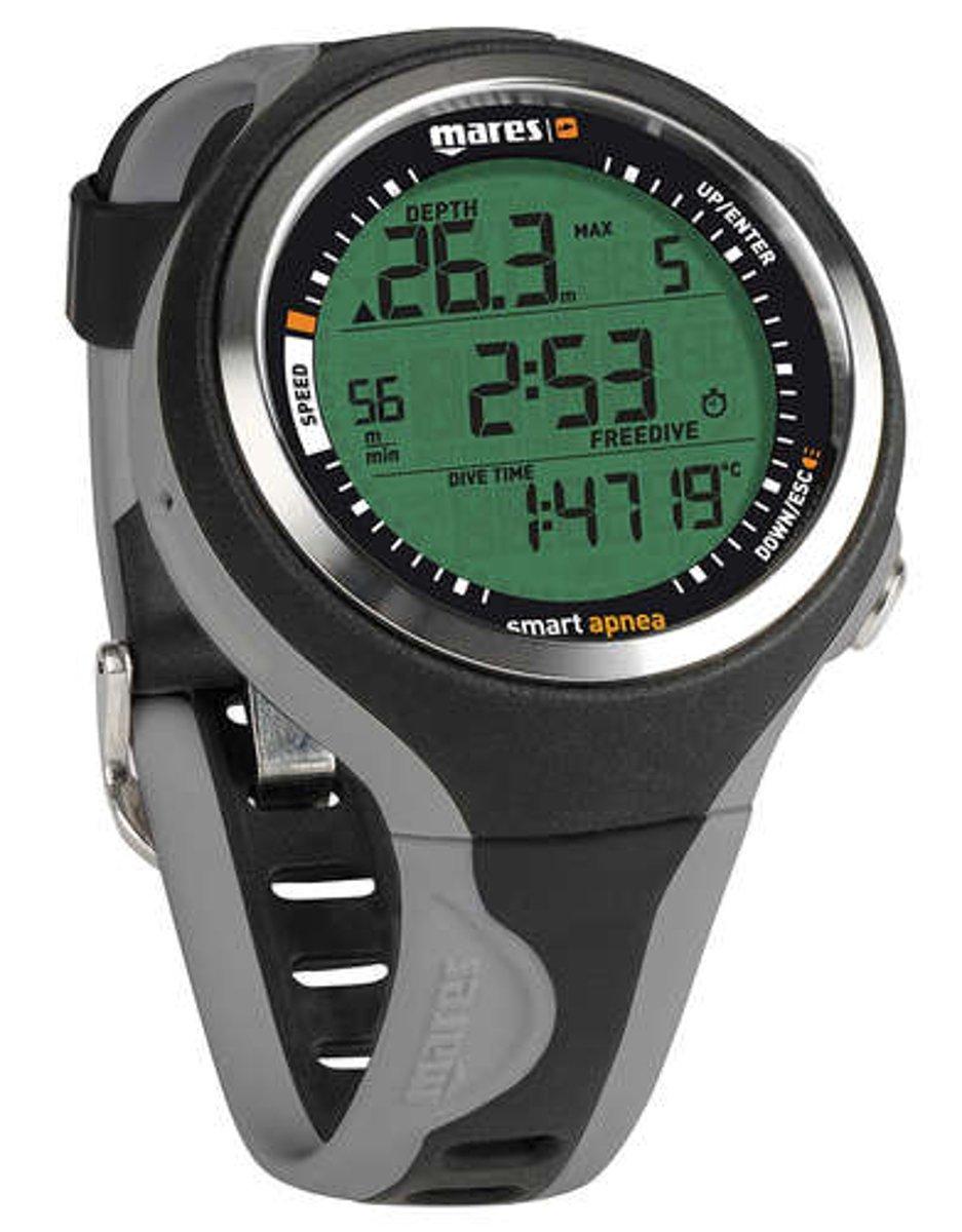 Mares Smart Apnea Dive Computer (Black/Grey)