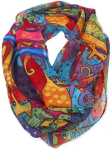 Laurel Burch Artistic Infinity Collection