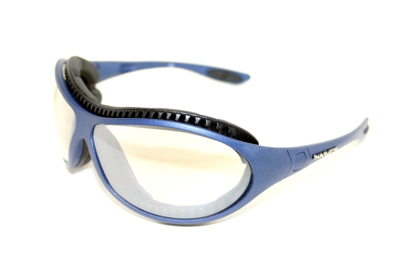 NAVIGATOR BEE, Sport- u. Wintersportbrille, 3 Linsen, UV400-Lens, 29g