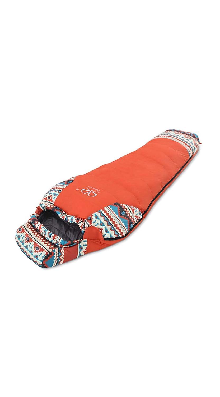 compras en linea SCRT Nuevo Adulto Adulto Adulto Abajo Bolsa de Dormir al Aire Libre Camping Viaje de Dormir Bolsa de Dormir Caliente Invierno Saco,naranja  barato y de alta calidad