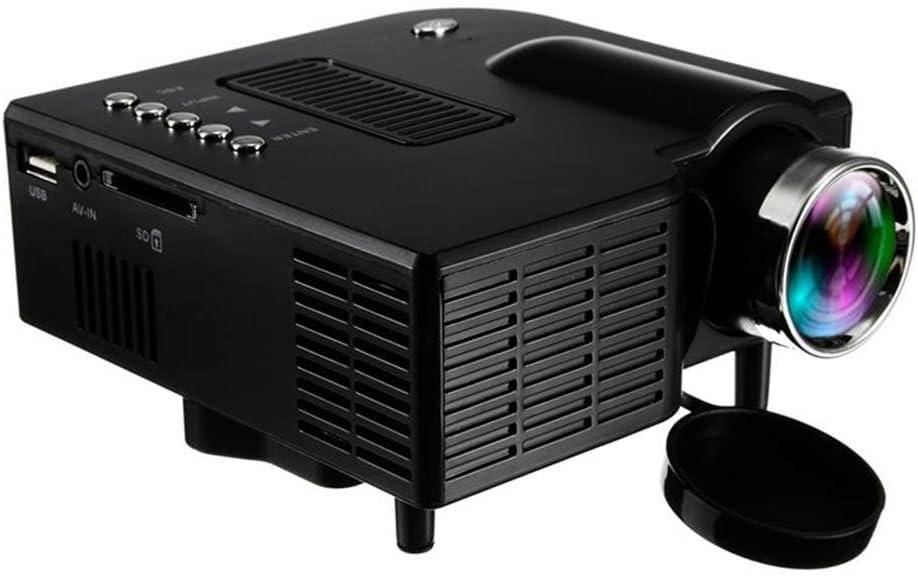 Mini proyector portátil, UNIC UC28 + – Mini proyector LED portátil ...