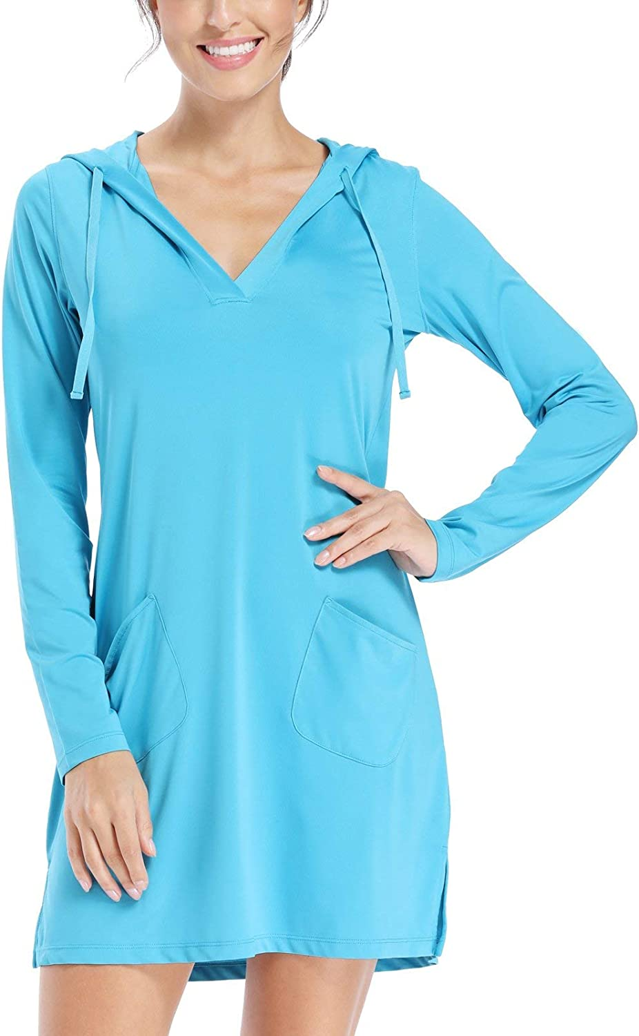 Cabana Life Dress Cover Up UV Protect Quick dry Size:10