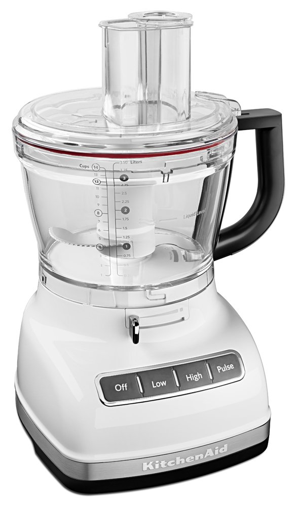 kitchenaid 9 cup food processor blade disc storage case. amazon.com: kitchenaid kfp1466wh 14-cup food processor with exact slice system and dicing kit - white: kitchen \u0026 dining kitchenaid 9 cup blade disc storage case