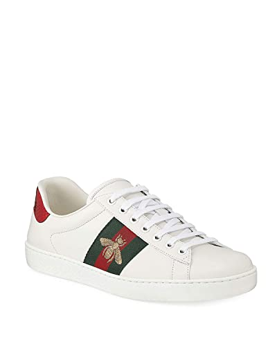 50a1471efe3 Luxury-Gucci Ace Embroidered Sneakers (35-45 Sizes) Unisex Casual Classic  Fashion