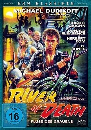 El río de la muerte / River of Death Alistair MacLeans River ...