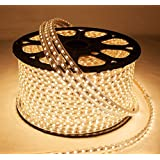 Citra LED Strip Light Waterproof Roll 15 Meter (120 led/Mtr) Warm White