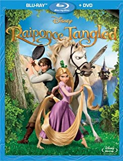 Raiponce / Tangled (Bilingual) [Blu-ray + DVD] (B004G600AO)   Amazon price tracker / tracking, Amazon price history charts, Amazon price watches, Amazon price drop alerts
