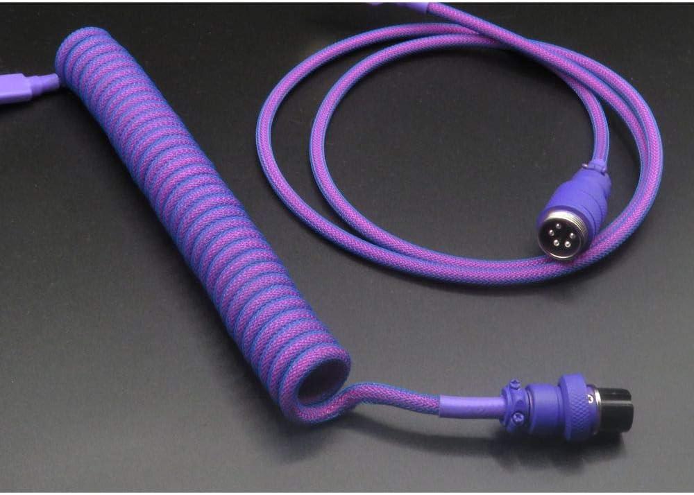 Custom Detachable Mechanical USB C Keyboard Cable