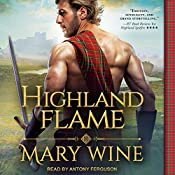 Highland Flame: Highland Weddings, Book 4 | Mary Wine