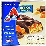 Caramel Peanut Nougat 5/BOX