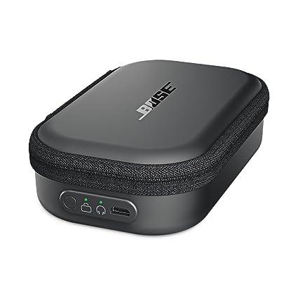 ba5c2dbe787 Amazon.com: Bose SoundSport charging case, Black: Electronics