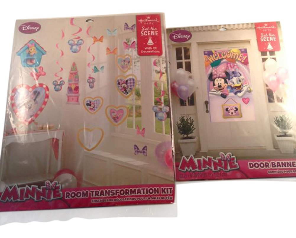 Disney Junior Minnie Mouse And Daisy Birthday Party Supplies