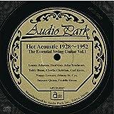 ジ・エッセンシャル・スイング・ギター 第一集 Hot Acoustic 1928~1952 [APCD-6047] ■The Essential Swing Guitar Vol.1