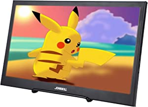 Portable Monitor - JOHNWILL 11.6 inch IPS LCD Monitor 1920X1080 Computer Display Game Screen with HDMI/USB/Built-in Speaker for Laptop PC,PS4, PS3, Xbox Ones,Raspberry Pi