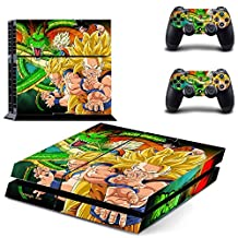 Vanknight Vinyl Decal Skin Sticker Cover Anime Dragon Ball Z for PS4 Playstaion Controllers