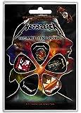 Metallica 5 plectrum pack guitar picks