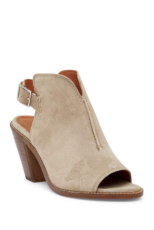 Size 5.5 Ash FRYE Womens Courtney Sling Peep Toe Slingback Mules