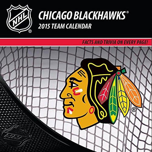 Chicago Blackhawks 2015 Team Calendar