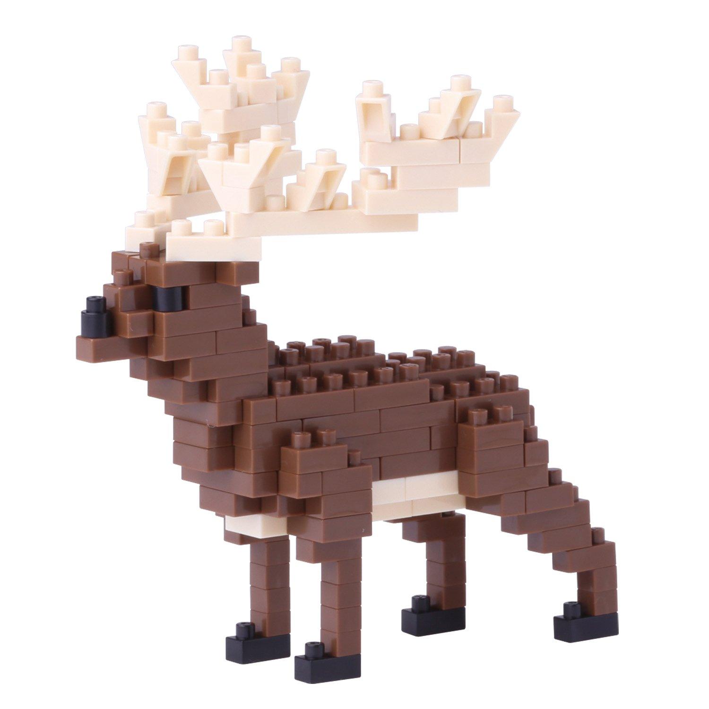 Nanoblock Irish Elk Building Kit Ohio Art NBC187