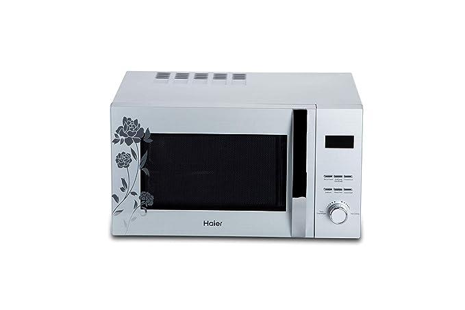 Haier 23 L Convection Microwave Oven (HIL2301CSSH, Silver)