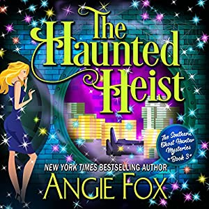 The Haunted Heist Hörbuch
