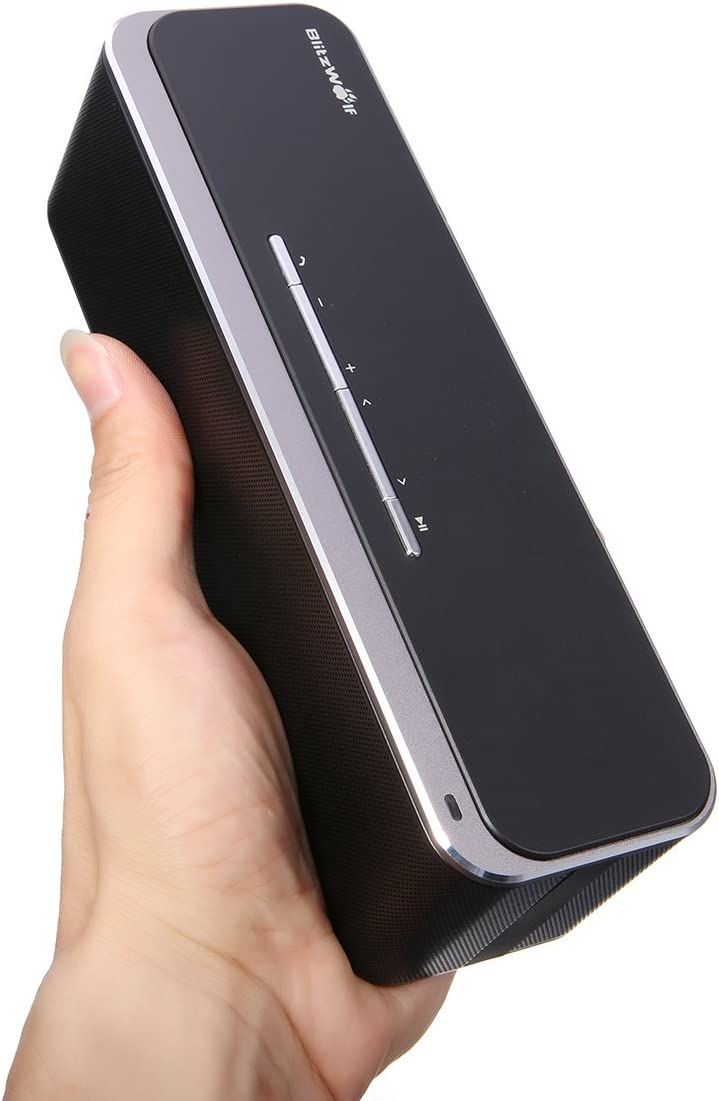 amazon echo dot speaker and ipod stereo