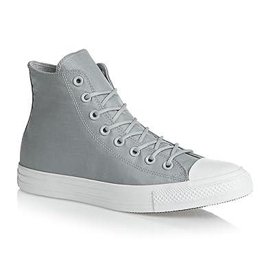 b022b030b4be Converse Chuck Taylor All Star Hi Men s Shoes Wolf Grey Ash Grey White  157517c