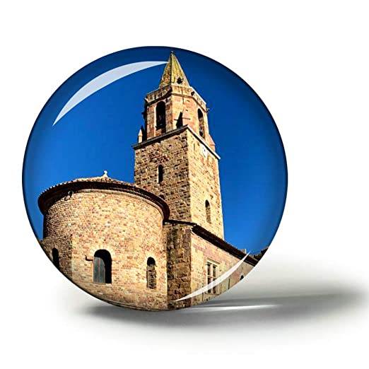 Hqiyaols Souvenir France Cathedral Frejus Imanes Nevera ...