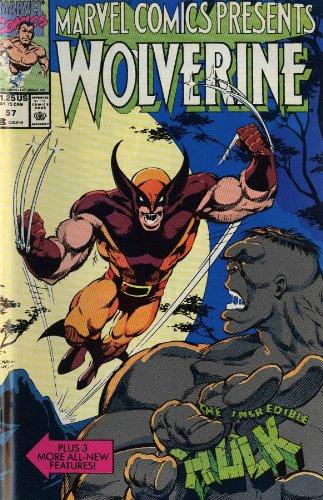 - Marvel Comics Presents: Wolverine, Vol. 3 (v. 3)
