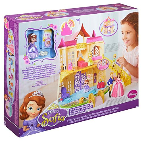 princesse sofia nouvelle famille royale de mattel. Black Bedroom Furniture Sets. Home Design Ideas