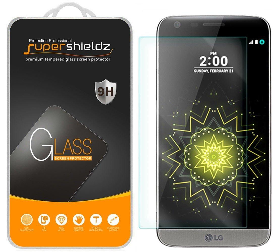 Vidrio Templado LG G5 Anti Scratch Bubble F [2un] (1MYFL5X4)