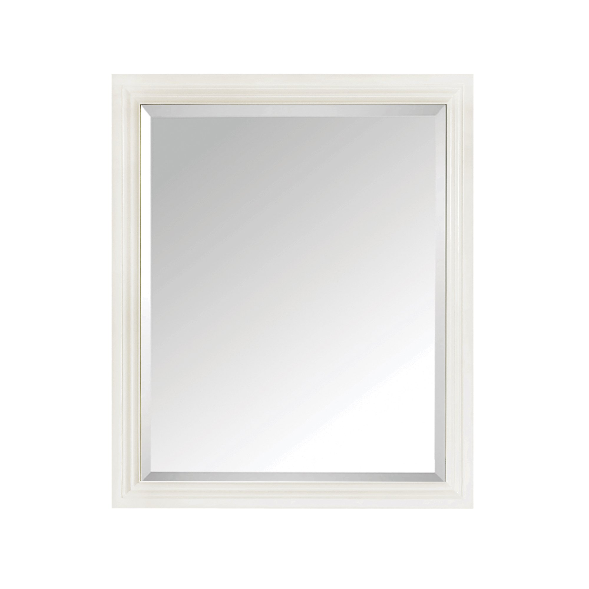 Avanity Thompson 28 in. Mirror in French White finish