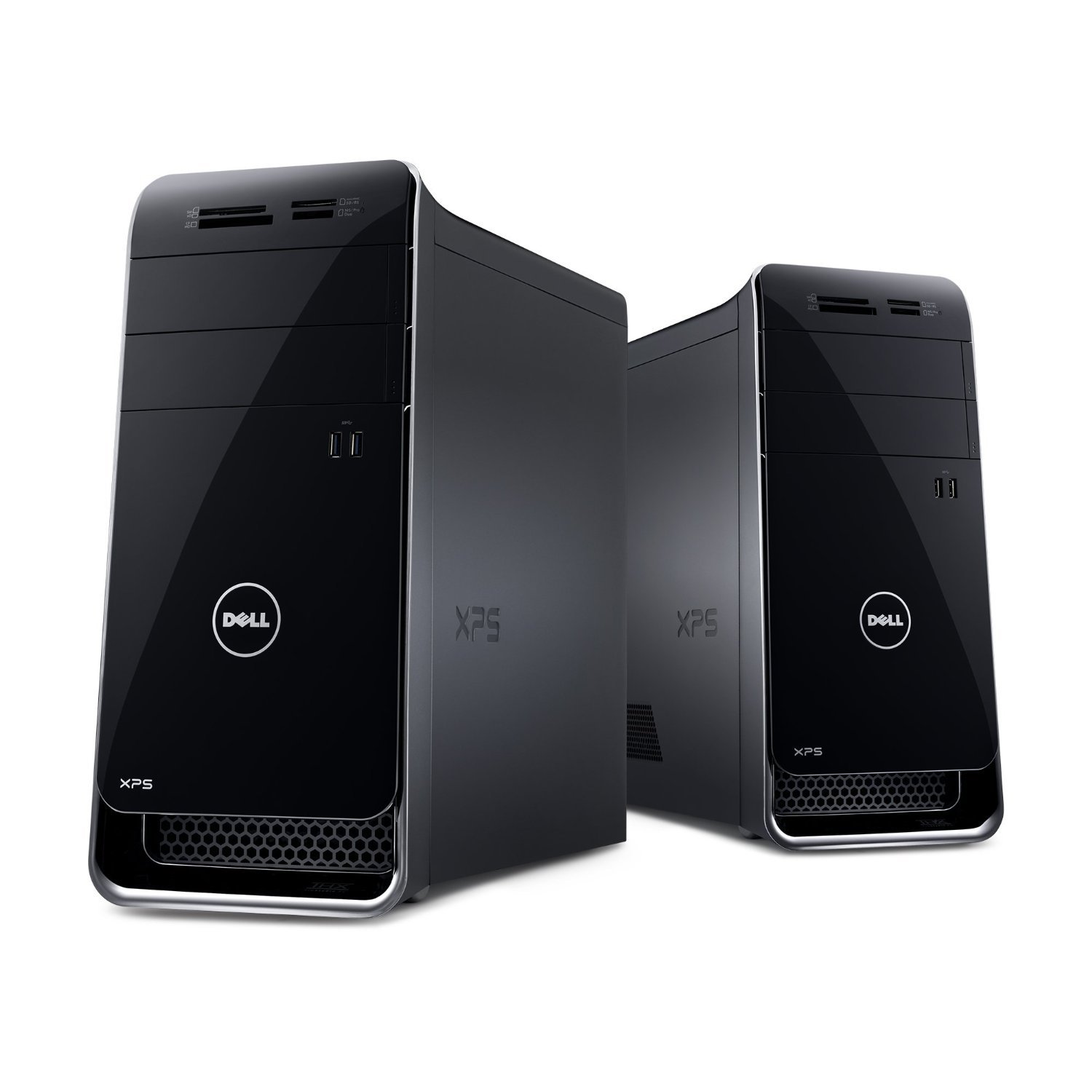Dell XPS 8700 Desktop - Intel Quad Core i7-4770 Haswell up to 3.9 GHz Max Turbo Frequency, 32GB Memory, 1TB (1000GB) 7200RPM HDD, nVIDIA GeForce GTX 760 2GB ...