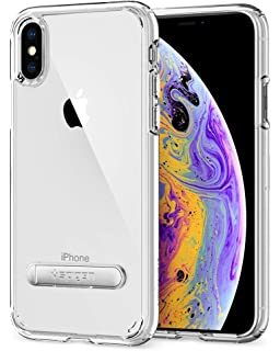promo code 8d533 c4bf6 Amazon.com: Spigen Rugged Crystal Designed for Apple iPhone Xs Case ...