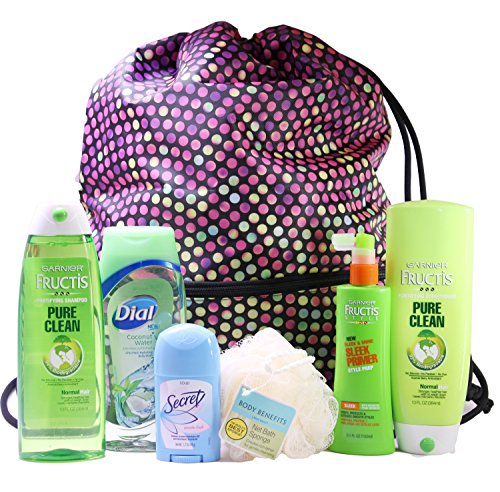 Personal Kit Daily Care Full Size Gift Set With Drawstring Bag