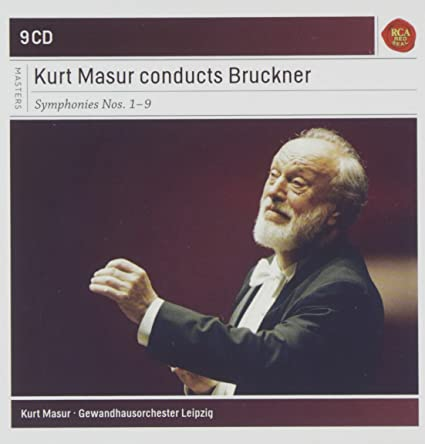 Bruckner: Symphonies Nos. 1-9 (Sony Classical Masters)