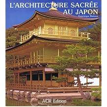 L'Architecture Sacree Au Japon