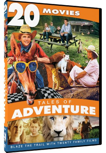 Tales of Adventure - 20 Movie Collection (White Shield Inc)