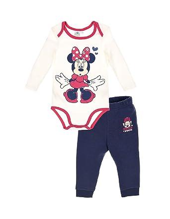 Minnie Ensemble Pantalon et Body bébé Fille 2 Coloris de 6 à 24mois  Amazon. fr  Vêtements et accessoires 617a49697bb