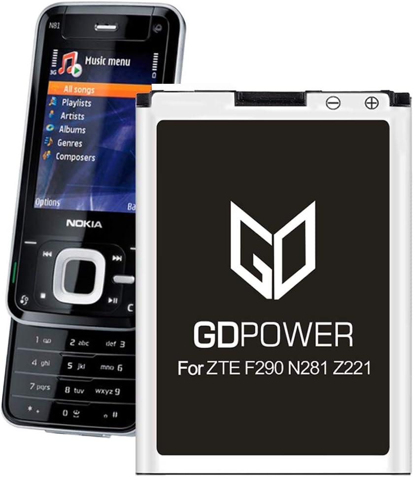 Bateria GDPower 3500 mAh para ZTE F290 N281 Z221 Z222