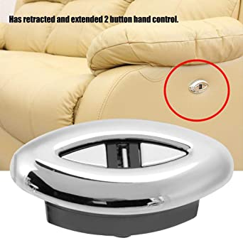 Amazon.com: Mando a distancia para sofá, 2 botones ...