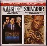 Wall Street & Salvador Soundtrack