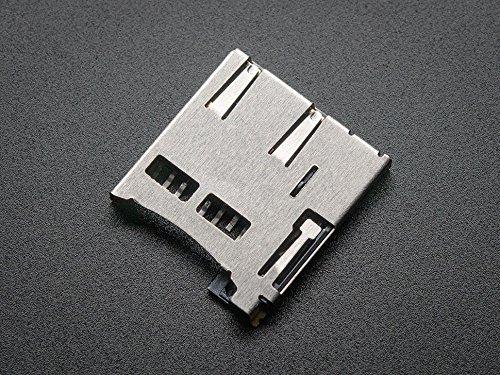 Adafruit MicroSD Socket [ADA1660]