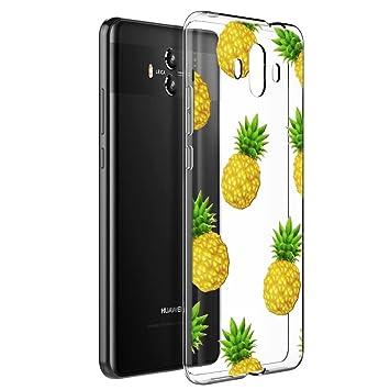 coque huawei mate 10 lite ananas