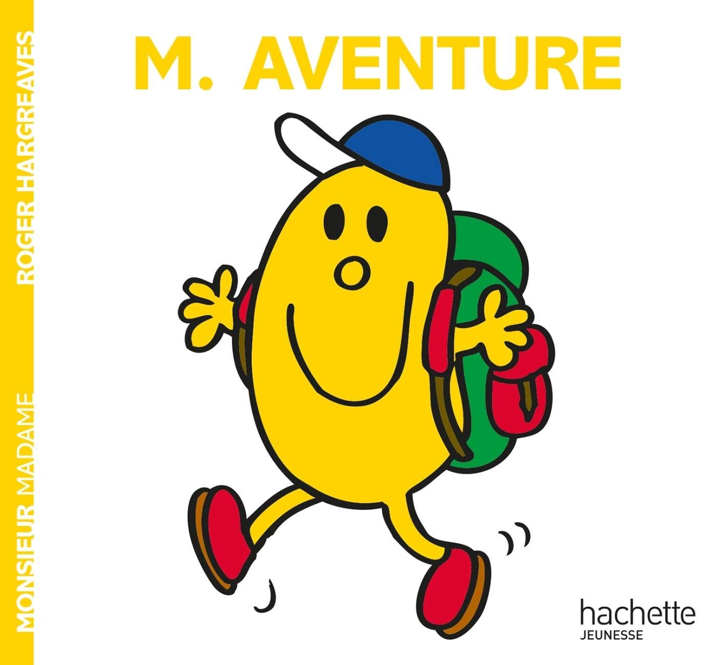 Amazon Com Monsieur Aventure Monsieur Madame French Edition