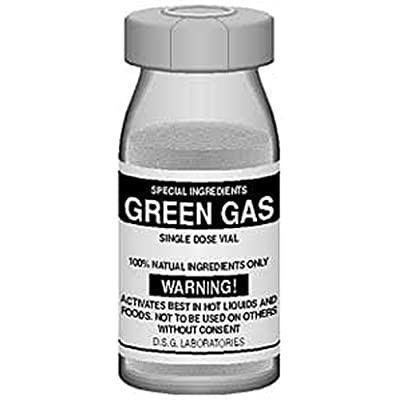 Shomer-Tec Special Ingredients Green Gas Flatulence Inducer: Sports & Outdoors