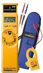 Fieldpiece SC220 Compact Clamp Multimeter Standard Plumbing Supply