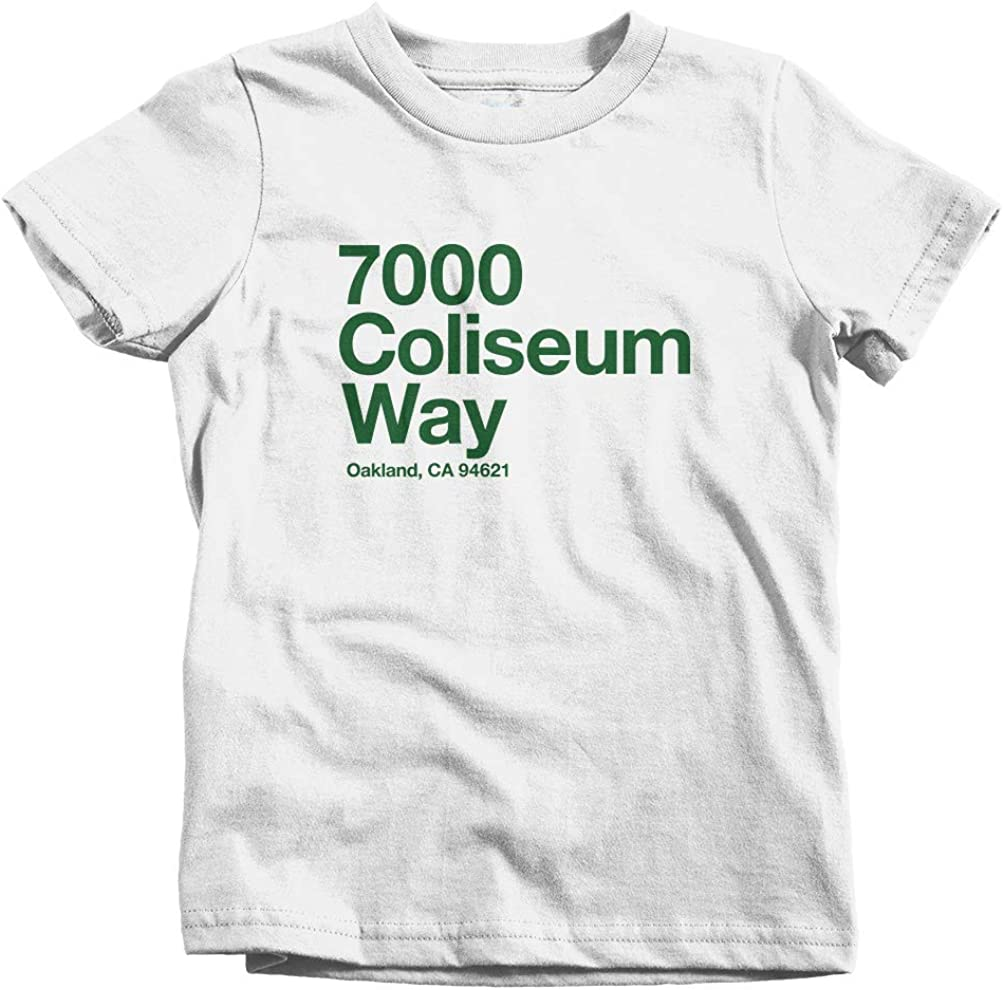 Oakland Baseball Stadium T-shirt